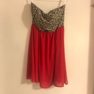 Homecoming/School Dance Dress Size XL